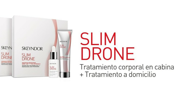 Slim drone - Tratamiento corporal  360°