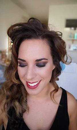 Maquillaje día / noche / prueba